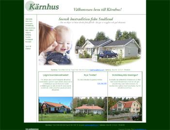 Kärnhus arkitekt och försäljning AB